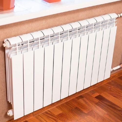 Установка радиаторов отопления, замена батарей